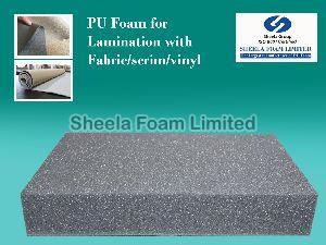 Fabric Laminated PU Foam