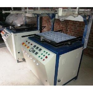 Manual Fiber Making Machine