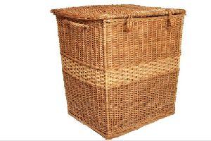 Square Bamboo Basket