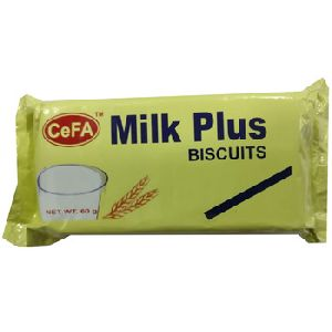 Milk Plus Biscuit