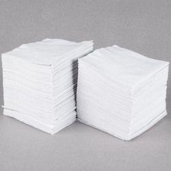 Folded Paper Napkin