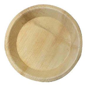 Disposable Areca Leaf Plain Plate