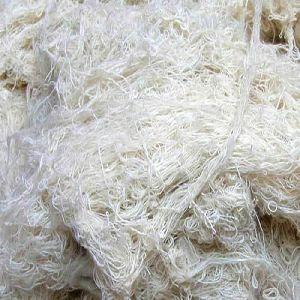 Industrial White Cotton Yarn Waste