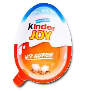 Kinder Joy Truffles