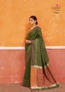Kaashi Silk Cotton Sarees