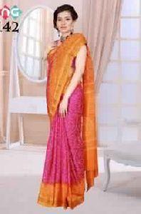 Premium Bandhani Saree