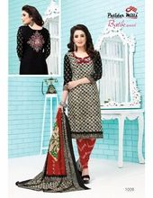Special Cotton Fabric Printed Work Salwar Kameez