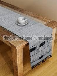 6 Seater Silk Table Runners