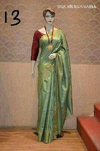 Munga Pure Silk Saree
