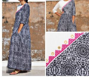 Miss Trendy Long Kurti