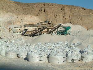 Silica Sand White & Filtration Sand