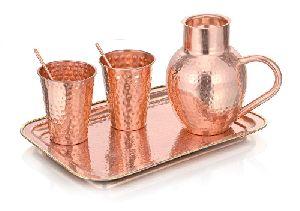 Copper Monarch Jug