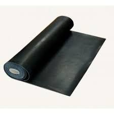 Commercial Solid Rubber Sheets