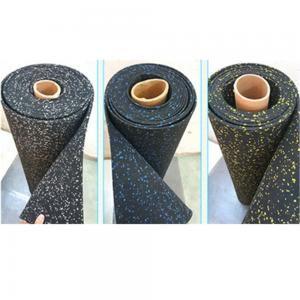 Gym Rubber Sheet Rolls