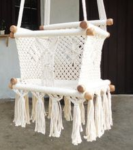 Macrame Baby Hammock Swing Chair