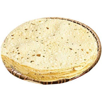 Salty Moong Dal Papad