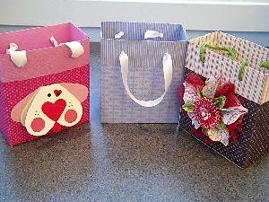 Designer Gift Paper Bags