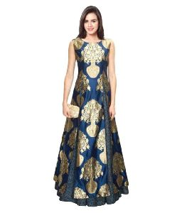 7da89a44b454 Silk Gown - Manufacturers, Suppliers & Exporters in India