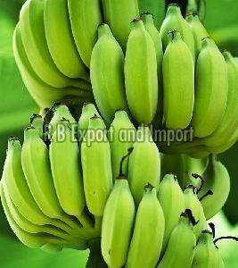 Fresh Natural Green Banana
