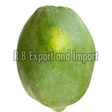 Fresh Organic Green Papaya
