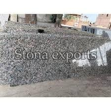 Polished P White Granite Slab