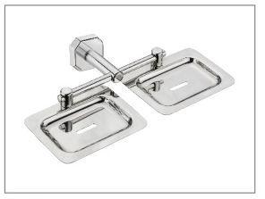 Polo Double Soap Dish