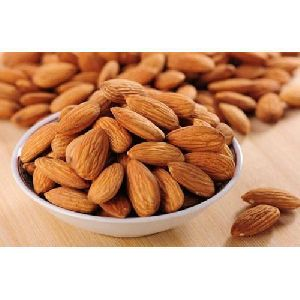 Brown Almonds Nut