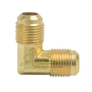 90° Male Elbow Connector