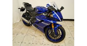 Yamaha R6 2017 New