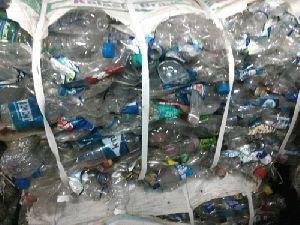 Water Plastic Bottle Scrap