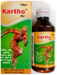 Kartho Pain Relief Oil