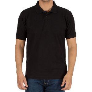 Mens Cotton Polo T-shirt