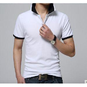 Mens Half Sleeves Polo T-shirt