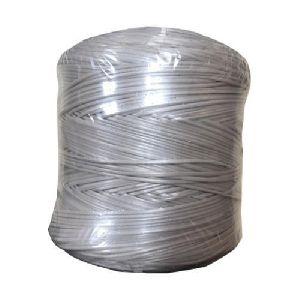 White Plastic Packing Twine