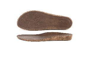 Pu Cork Footbeds