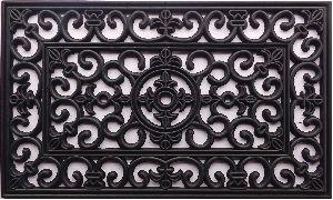 rubber doormats