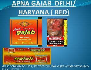 Apna Gajab Pan Masala Red Saffron Blended