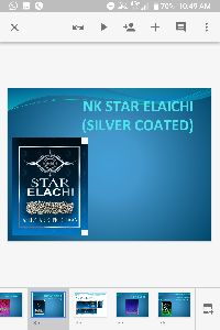 Silver Coated Elaichi