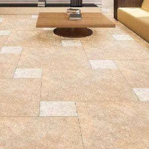 Ceramic Glossy Vitrified Floor Tiles