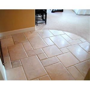 Plain Ceramic Floor Tiles