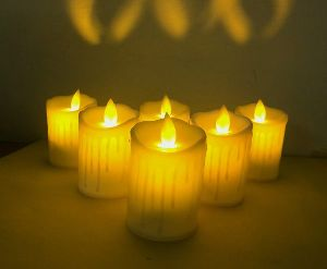 Most Realistic Swing Flameless Led Candle