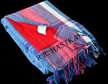 Cotton Yarn Dyed Woven Towel