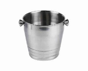 Steel Polished Meal Ice Bucket