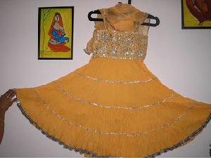 Kids Anarkali Dress
