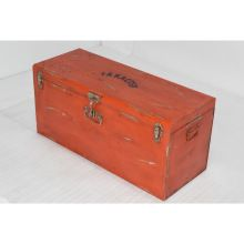 Wooden Painted Storage Box