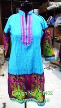Simple And Elegant Indian Cotton Kurti