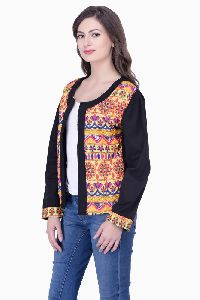 Casual And Formal Wear Embroidery Jackets
