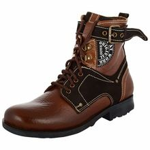 Casual Genuine Leather Boot