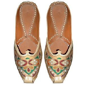 Beaded Shoes