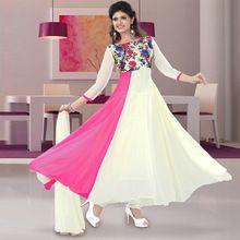 Georgette Digital Printed Salwar Suit